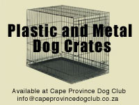 Dog Crate Ad